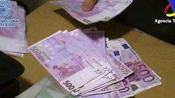 ¿Dónde van los diez millones de euros incautados en la 'Operación