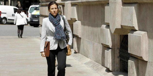 El juez De la Mata imputa a Anna Vidal, la mujer de Oriol