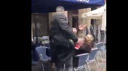 El nazi ultra del Betis que agredió a un hombre en Bilbao,