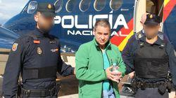 Llega a España el etarra Troitiño, extraditado por el Reino