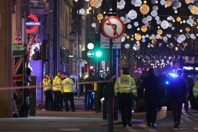 La policía de Londres evacúa Oxford Street por una falsa alarma de