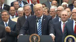 La foto manipulada de Donald Trump que arrasa en