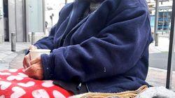 Denuncian la brutal agresión a una anciana sin hogar en