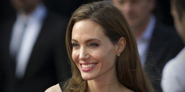 Angelina Jolie revela que se ha extirpado los ovarios y las trompas de Falopio para prevenir un
