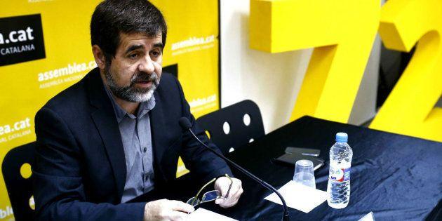 Jordi Sànchez, en una imagen de