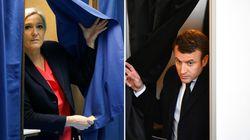 Elecciones en Francia: La participación baja 7 puntos respecto a