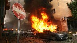 Un atentado en Beirut causa al menos 8 muertos y más de 70 heridos (FOTOS,