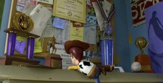 El mensaje oculto que relaciona 'Toy Story 3' con