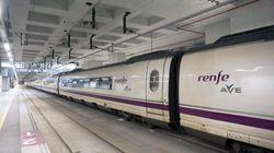 Un tren recorre los 100 kilómetros entre Madrid y Talavera en 5