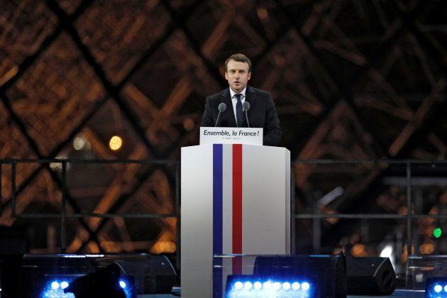 Emmanuel Macron gana las elecciones presidenciales en