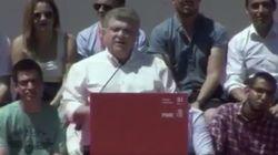 Piden la dimisión de este alcalde socialista por insultar a la Gestora en un acto de Pedro