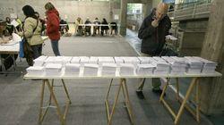 El Gobierno vasco achaca a la lluvia la caída de