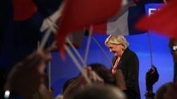 Le Pen liquidará el Frente Nacional y creará una nueva fuerza