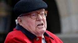 Le Pen padre riñe a Le Pen hija por haber sido demasiado blanda con los