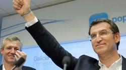 Feijóo arrasa, el PSOE se hunde y Beiras irrumpe con fuerza (DIRECTO,