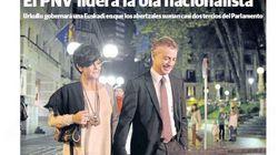 Revista de prensa: las portadas de los diarios tras las elecciones