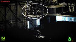 Así grabó una cámara el momento en el que la presunta víctima se reunió con 'La