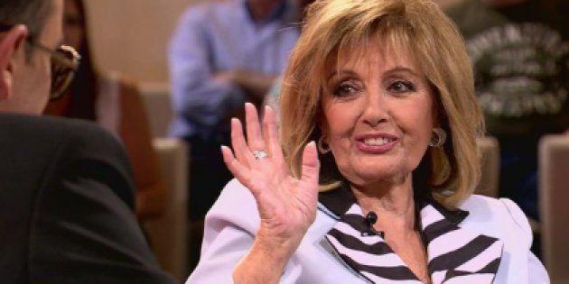 María Teresa Campos se fumó un porro con Joaquín