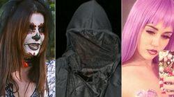 Mira cómo se han disfrazado los famosos este Halloween