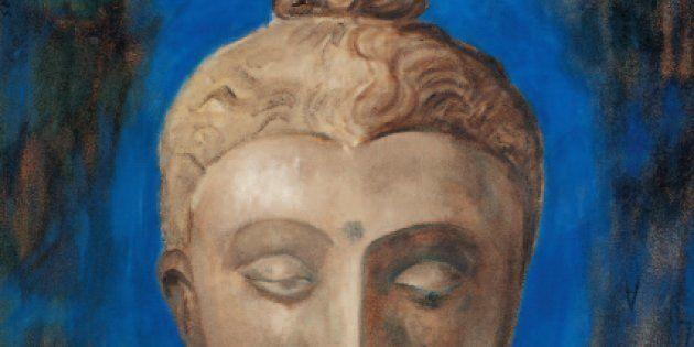 'Gran Buda' (Sofía Gandarias,