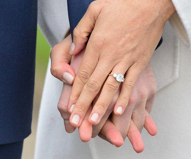 El anillo de Meghan
