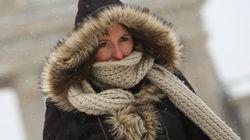 Una masa de frío polar llega el miércoles con temperaturas hasta 10ºC por debajo de lo normal y nevadas en la