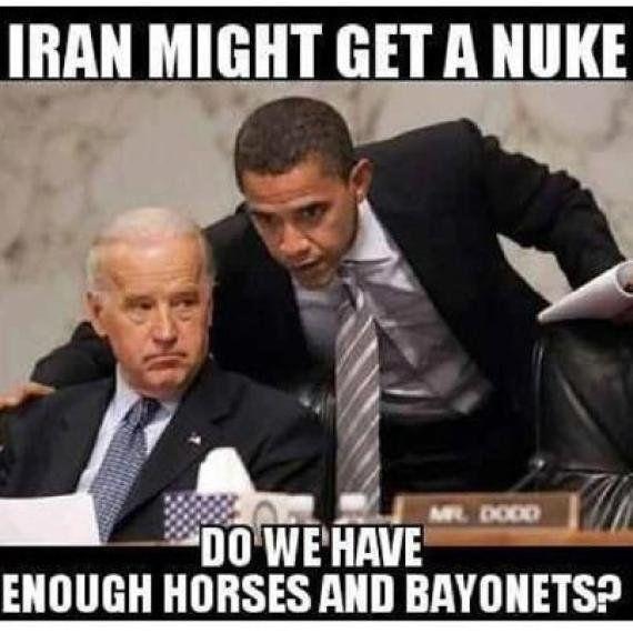 Debate electoral EEUU: Obama ironiza sobre las críticas al gasto militar de Romney: