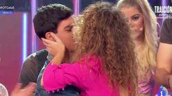 ¿Hubo beso entre Alfred y Amaia en 'Operación