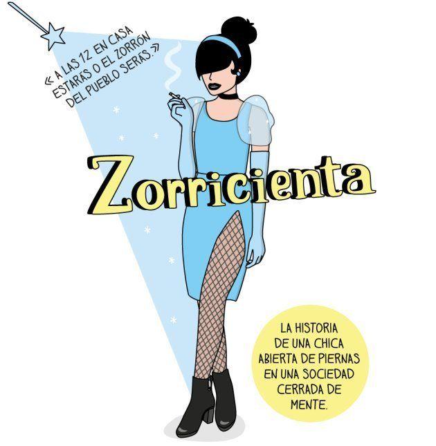 Zorricienta, una de las protagonistas de