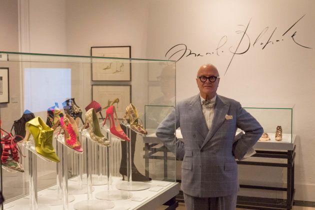 8172f25f Los 212 zapatos que pisan fuerte en la exposición de Manolo Blahnik ...