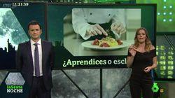 Revilla desvela en pleno directo un detalle íntimo de los presentadores de 'La Sexta