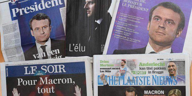 Más del 40% de los electores de Mélenchon y Fillon votaron a