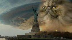 Los montajes y bulos del huracán Sandy (FOTOS,