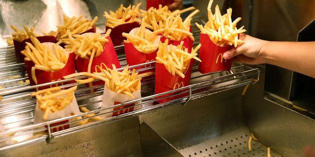 El loco invento de McDonald's para los que no les gusta ensuciarse las