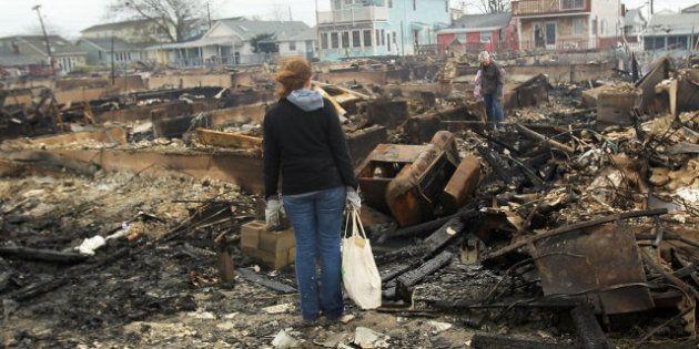 Huracán Sandy: Estados Unidos afronta las consecuencias de la