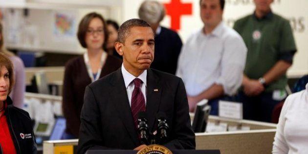 Obama advierte que la tormenta