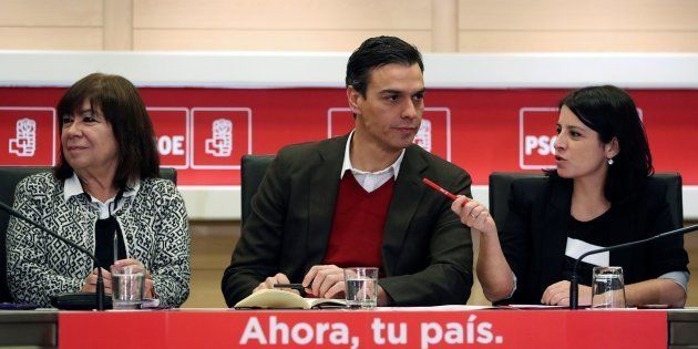 Narbona, Sánchez y