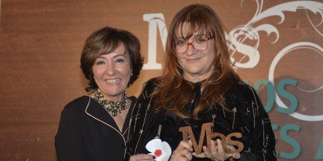 Isabel Coixet recibe el Premio Especial a la Trayectoria de los Premios Mujeres a