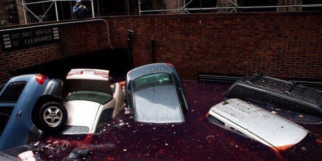 Huracán Sandy: Al menos 38 muertos en EEUU, siete millones sin luz y 10.000 millones en
