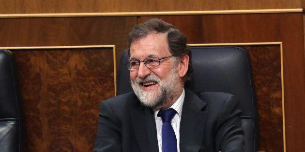 Mariano Rajoy, en el