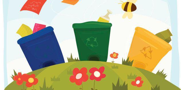 El primer contenedor de reciclaje se colocó en Barcelona... y otras curiosidades sobre los