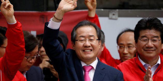 Moon gana por amplia mayoría las elecciones presidenciales en Corea del