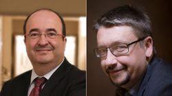 🔴 DIRECTO: Iceta y Domènech se hacen 'ojitos' a una semana de que empiece la campaña del