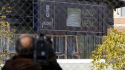 El Madrid Arena reabrirá sus puertas sin modificar la