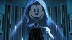 Disney vs Lucasfilm: los montajes