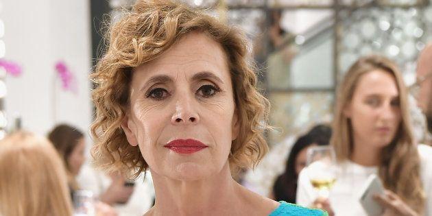 Agatha Ruiz De La Prada en la Miami Fashion Week en mayo de