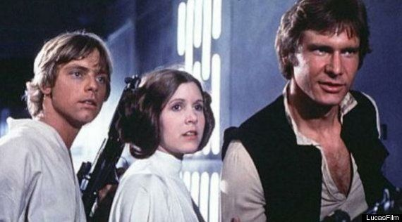 Star Wars, episodio VII: Harrison Ford, Carrie Fisher y Mark Hamill, confirmados por George