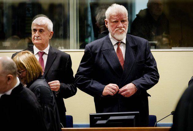 Muere el criminal de guerra que tomó veneno durante juicio en La