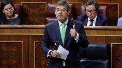 Catalá dice que el Gobierno no decide quién juzga la caja B del