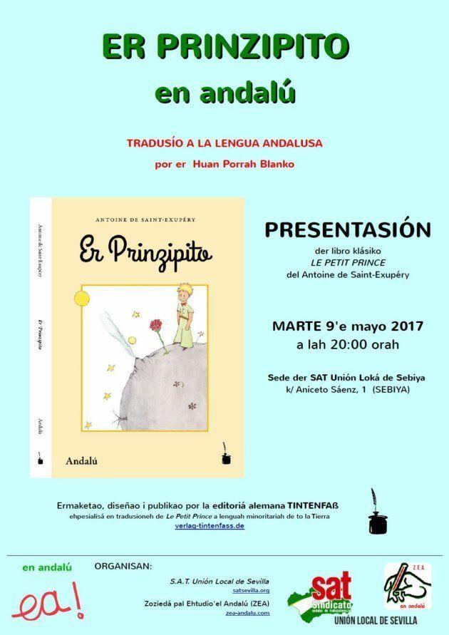 Cachondeo en Twitter con la edición en andaluz de